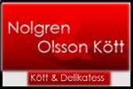 Nolgren och Olsson Kött & Delikatessbutik i Eslöv